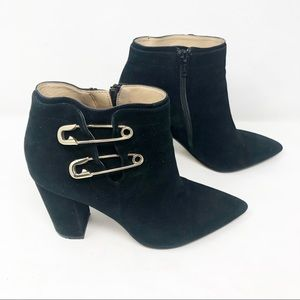 Kate Perry Eliza suede ankle boots